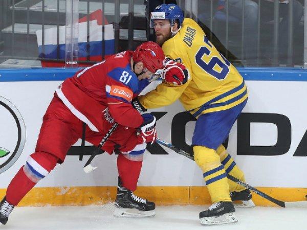 """Шведский хоккеист извинился за скандальные заявления об """"уничтожении российского праздника"""" (ВИДЕО)"""