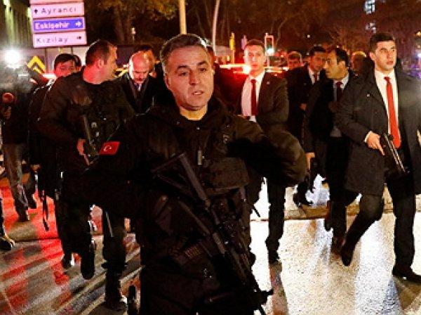 Опубликовано ФОТО напавшего стрелка на посла РФ в Анкаре