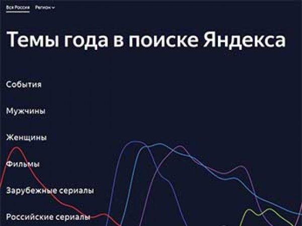 """""""Яндекс"""" назвал самые популярные запросы пользователей в 2016 году"""