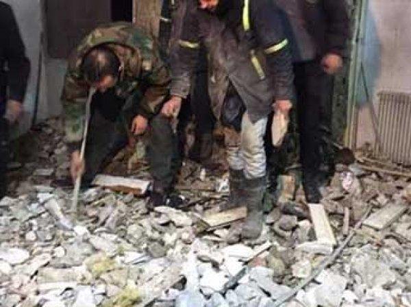 7-летняя смертница взорвала полицейский участок в Дамаске (ФОТО, ВИДЕО)