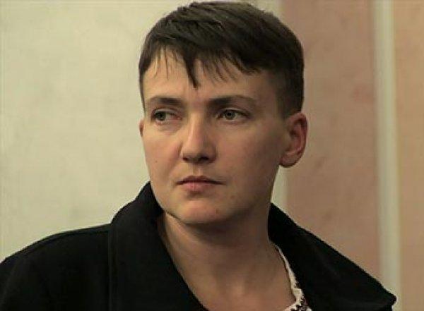 Надежда Савченко покинула «Батькивщину» ради карьеры