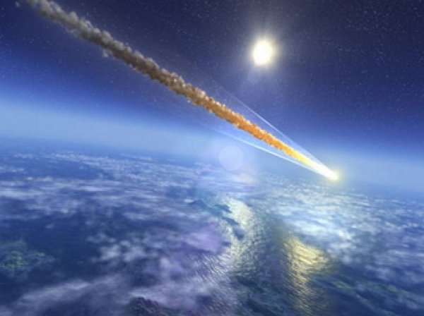 Метеорит в Хакасии 2016 попал на ВИДЕО