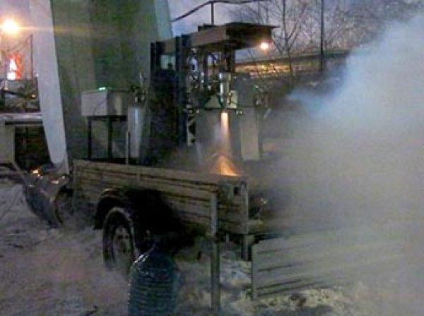 """Студенты Бауманки в Москве взорвали ракету, которую готовили для """"Сколково"""": мужчине оторвало руку"""