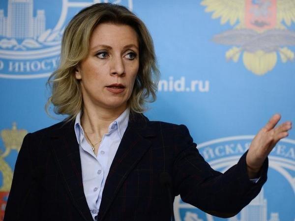 Главред ИА REGNUM решил подать в суд на Марию Захарову за клевету