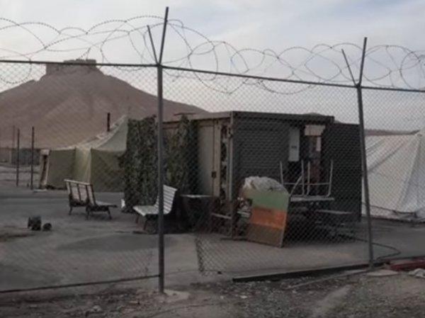 Боевики ИГИЛ показали захваченную российскую базу в Пальмире (ФОТО, ВИДЕО)