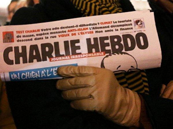 Charlie Hebdo опубликовал карикатуру на теракт в Берлине