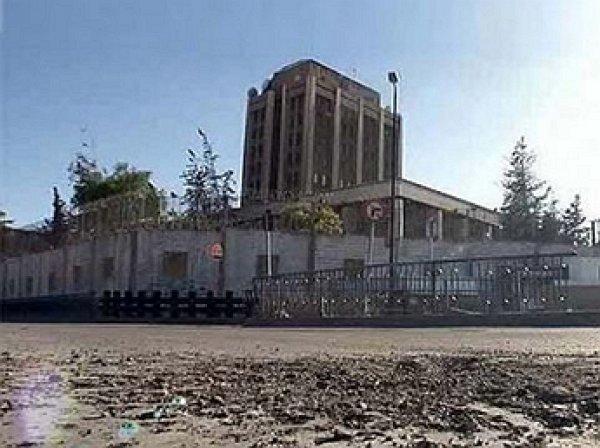 Посольство России в Дамаске вновь подверглось обстрелу