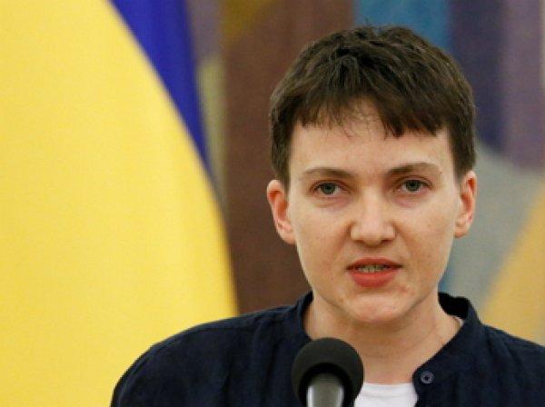 Савченко заявила о желании администрации Порошенко «уничтожить» ее