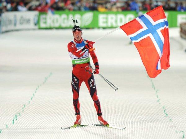 Норвежские биатлонисты выступают за бойкот этапа Кубка мира в Тюмени
