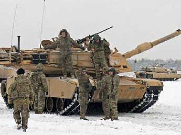 """СМИ: США для """"сдерживания российской угрозы""""предоставили Польше сломанные танки"""