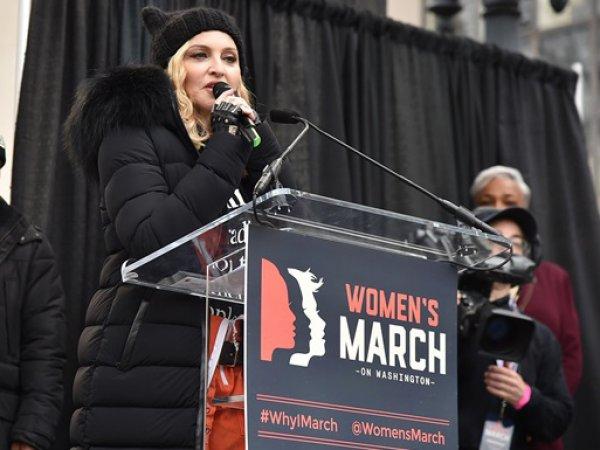 Мадонна объяснила нецензурную брань в адрес Трампа (ФОТО)