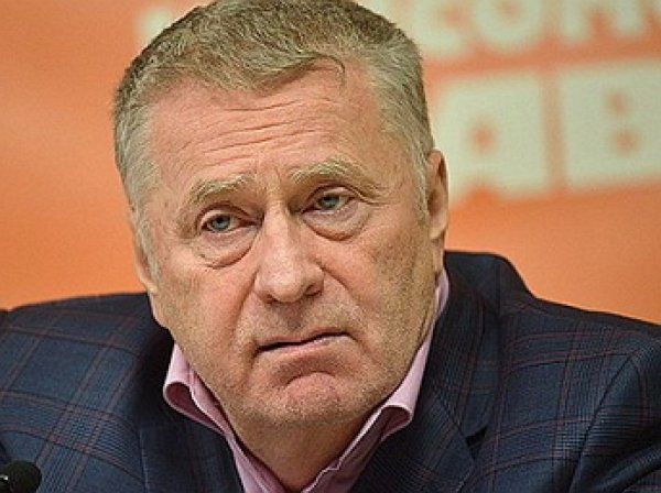 Жириновский рассказал о поломке «Ё-мобиля»