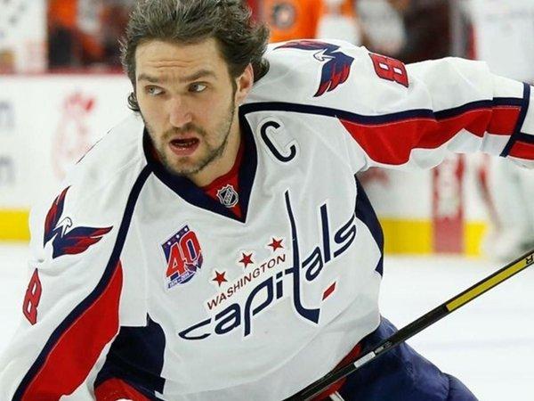 Хоккеист Александр Овечкин набрал 1000 очков в НХЛ (ВИДЕО)