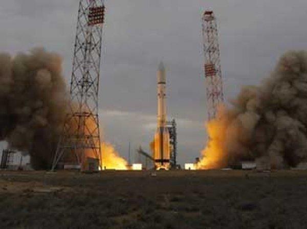"""Роскосмос отзывает все двигатели ракет """"Протон-М"""""""