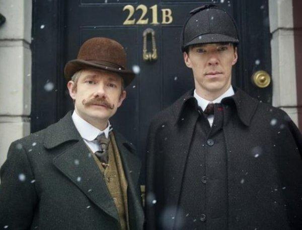 """""""Шерлок Холмс"""", 4 сезон: подробности 2 и 3 серии сериала попали в Сеть (ВИДЕО)"""