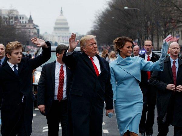 Меланья Трамп опубликовала первый твит в качестве первой леди США (ФОТО)
