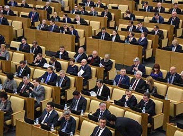 Госдума приняла во втором чтении поправки о декриминализации домашних побоев
