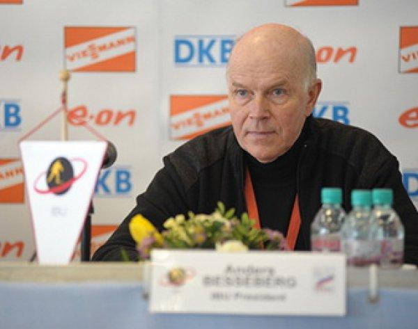 Исполком IBU отказался отстранять сборную Россию по биатлону