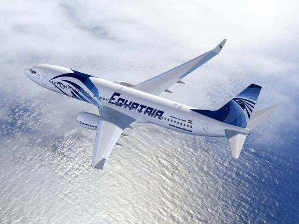 СМИ назвали причину крушения лайнера EgyptAir в мае прошлого года