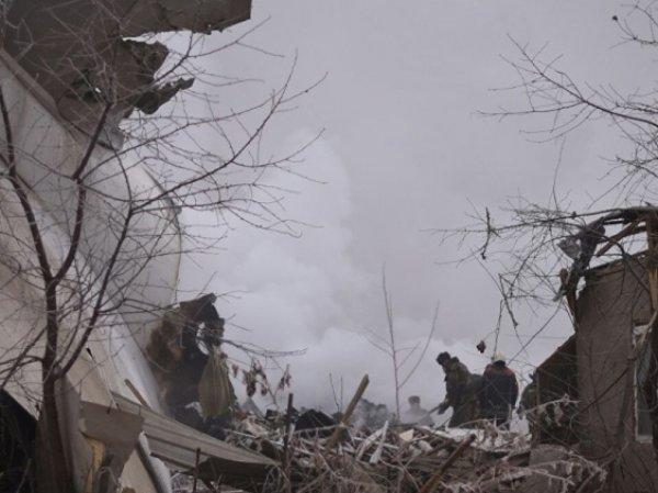 Крушение самолета в Киргизии 16.01.2017: свыше 30 погибших (ФОТО, ВИДЕО)