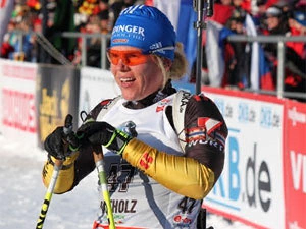 Биатлон сегодня, масс-старт, женщины, результаты 21.01.2017: золото - у немки Хорхлер, Акимова - 16-я (ВИДЕО)