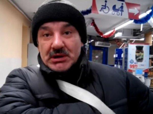 В Киеве ветеран АТО побил активиста, требовавшего от кассира говорить по-украински (ВИДЕО)