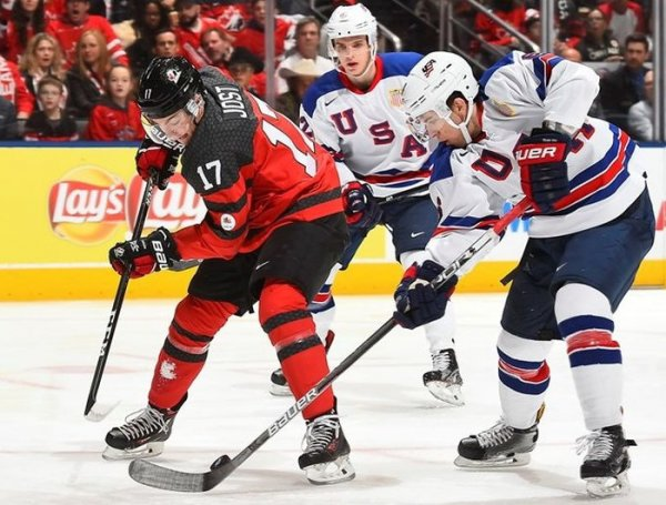 Хоккей, США - Канада, финал МЧМ 2017: смотреть онлайн 6.01.2017, прогноз, где трансляция (ВИДЕО)