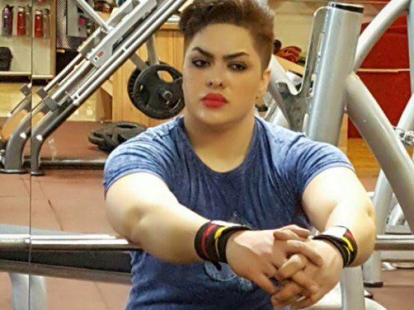 В Иране культуристку арестовали за ФОТО в соцсетях