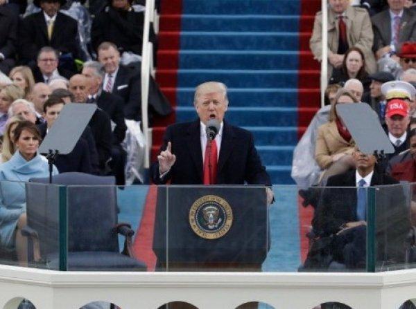 Инаугурация Трампа: ВИДЕО на русском и шутки в Twitter стали темой № 1 в Рунете (ФОТО, ВИДЕО)