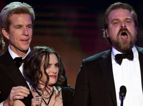 YouTube развеселило ВИДЕО эмоций на лице Вайноны Райдер на Sag Awards 2017 (ФОТО, ВИДЕО)