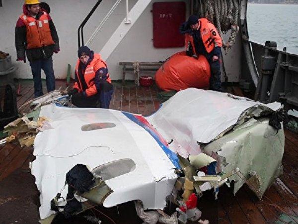 Причина крушения самолета ТУ-154 в Сочи установлена: это не теракт (ФОТО)