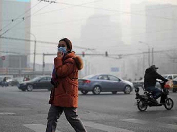 """Ученые раскрыли тайну """"вечного смога"""" над Пекином"""