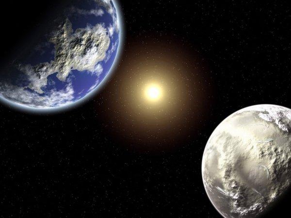 Ученые NASA показали ФОТО Земли и Луны с орбиты Марса