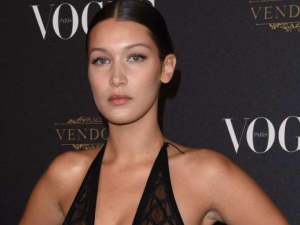 Вульгарное ФОТО лучшей модели 2016 года в объятиях директора Givenchy вызвало скандал