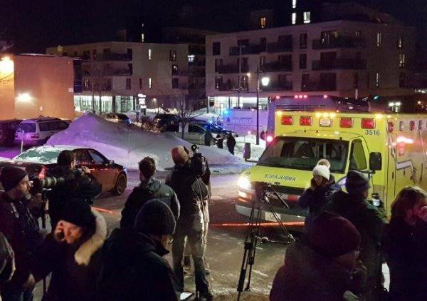 В Канаде при стрельбе в мечети погибли 5 человек (ВИДЕО)