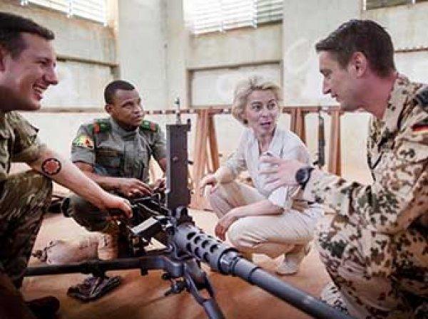 В армии Германии вводят обязательный курс по «сексуальной ориентации»