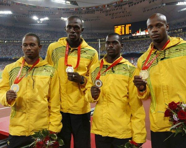 Усейна Болта лишили золота ОИ-2008 в Пекине после перепроверки допинг-проб