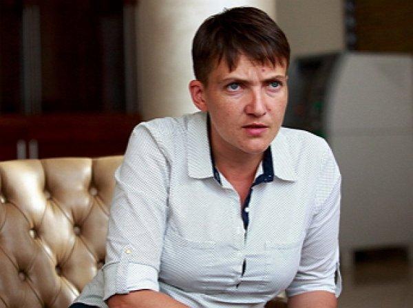 Савченко назвала киевскую власть врагом народа  номер два