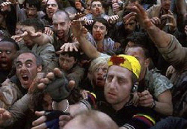 Человечеству дали 100 дней на выживание в случае зомби-апокалипсиса