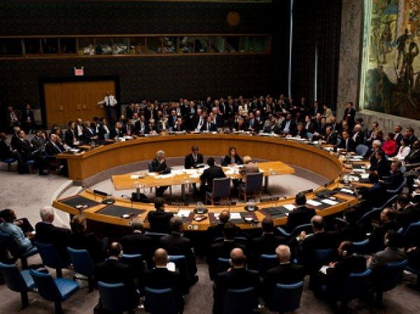Совбез ООН обсудит обострение ситуации на Украине в закрытом режиме