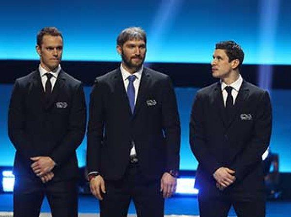 Четыре хоккеиста из России вошли в ТОП-100 лучших игроков НХЛ