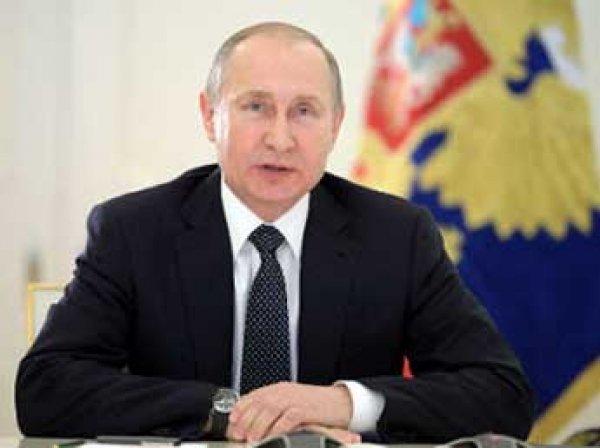 Песков назвал сроки встречи Путина с Трампом