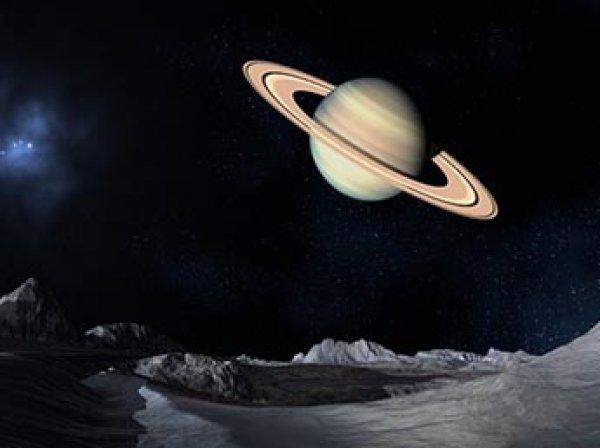 """Зонд """"Кассини"""" прислал ФОТО колец Сатурна с минимального расстояния"""