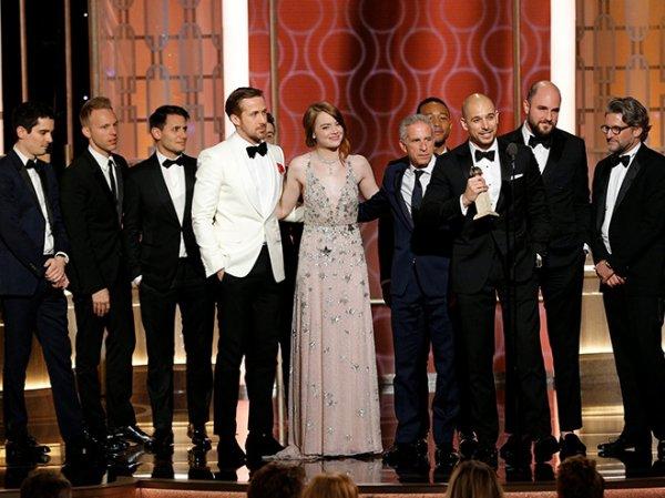 """""""Золотой глобус 2017"""": победители названы на церемонии в Лос-Анджелесе (ВИДЕО)"""