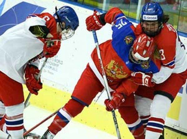 Чешские фанаты освистали гимн России после победы в хоккейном матче (ВИДЕО)
