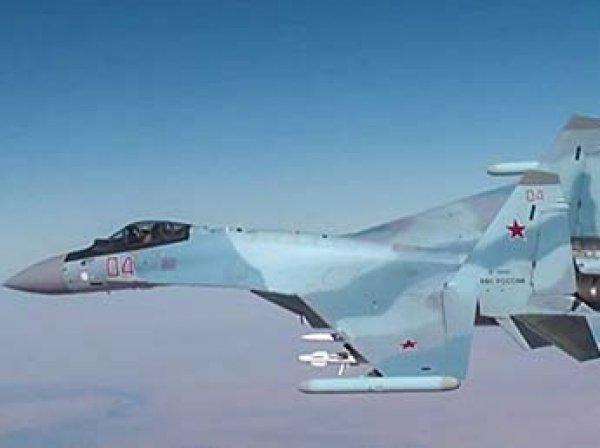 """ВВС США пожаловались на """"опасные сближения""""с российскими самолетами в небе над Сирией"""