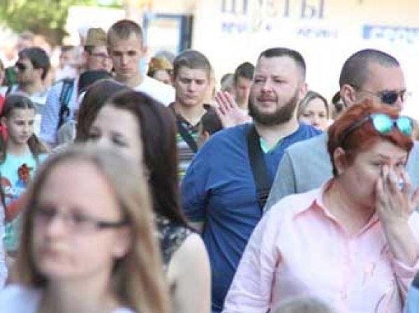 ВЦИОМ обнародовал рейтинг главных страхов россиян