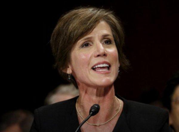 Трамп уволил генпрокурора за отказ исполнять его миграционный указ