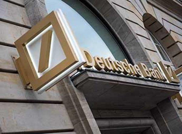 Deutsche Bank заплатит в США  млн штрафа за вывод из России  млрд