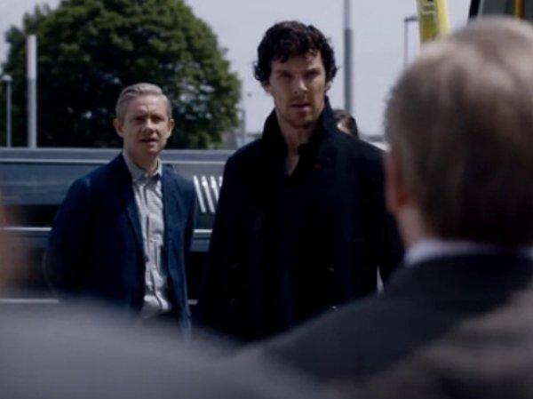 """""""Шерлок Холмс"""", 4 сезон, 2 серия: опубликовано ВИДЕО из второго эпизода нового сезона """"Шерлока"""""""